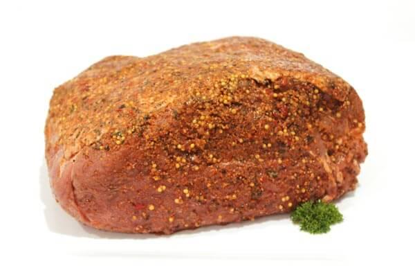 Beef Teriyaki Roast