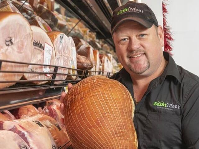 Award Winning Ham