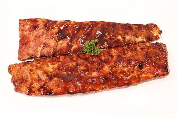 American Pork Ribs Marinated