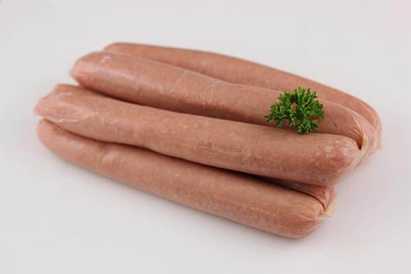 Beef Homemade Sausage