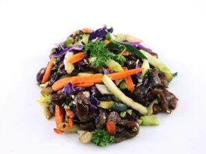 Beef Stir-Fry Veg