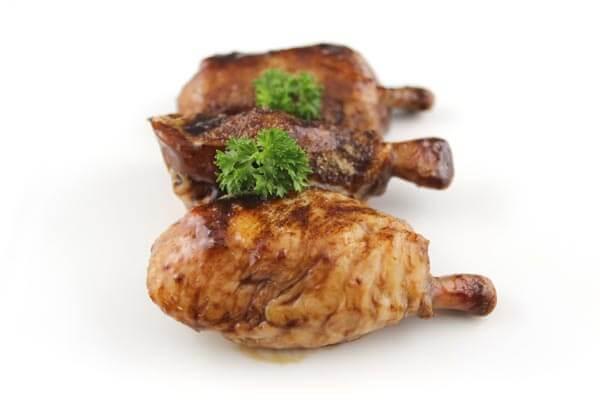 Chicken Drumettes Honey Soy Gluten Free