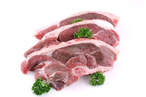 Chump Lamb Chops