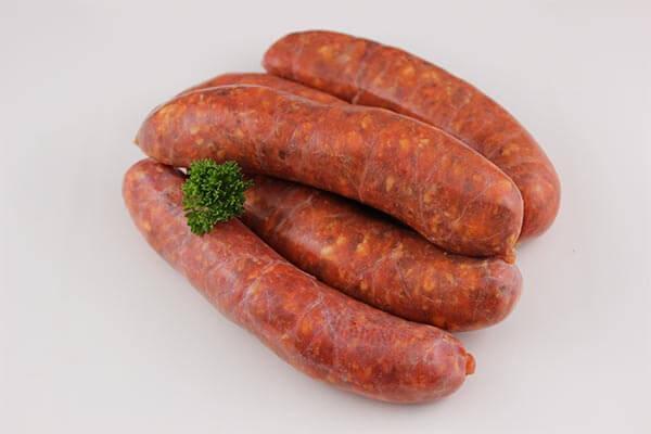 Hot Continental Sausage